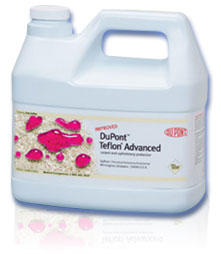 Teflon Advanced Carpet Protector By Dupont Aqualux